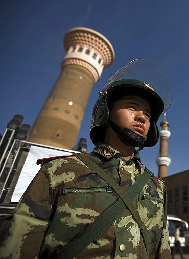 'Beijing has finally woken up to the swamps of terrorism'