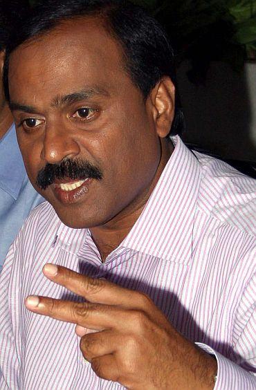 G Janaradhana Reddy