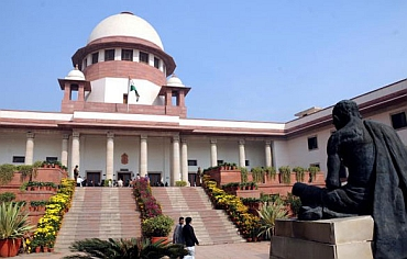 The Supreme Court in New Delhi