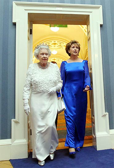 Mary McAleese, President of Ireland