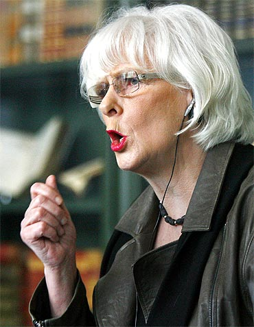 Johanna Sigurdardottir, Prime Minister of Iceland