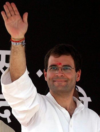 Congress General Secretary Rahul Gandhi
