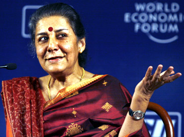 Ambika Soni