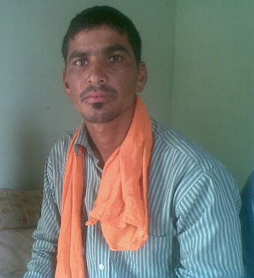 Kalwinder Singh also went to Iraq with Kanwaljit