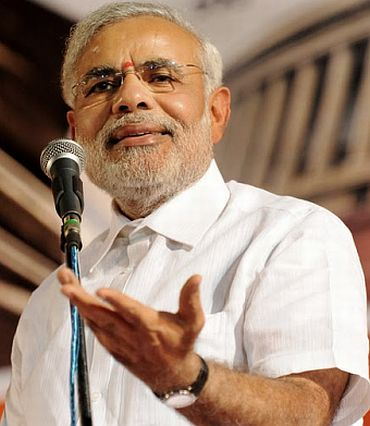 'Modi thinks by repeating a lie, it becomes the truth'