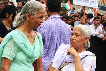 Sujata Mehra and Surabhi Sapru