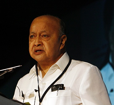 Union Minister Virbhadra Singh