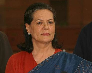 Sonia world's 7th most powerful woman: Forbes