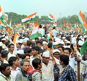 How Parliament agreed to Anna Hazare's demands