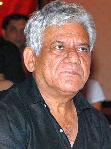 Actor Om Puri