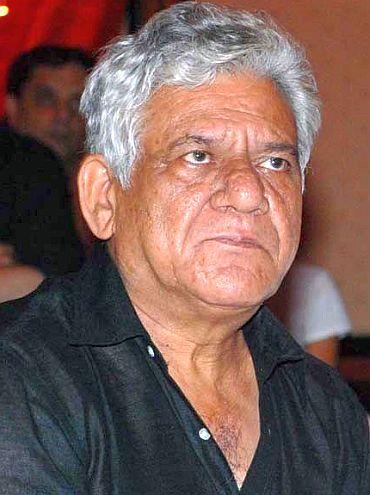 Actor Om Puri
