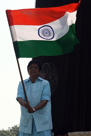 Kiran Bedi