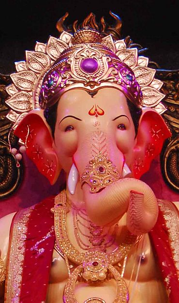 Ganesh Chaturthi: The Lalbaugcha Raja in PHOTOS