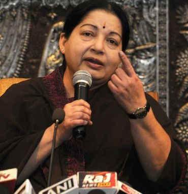 TN Chief Minister Jayalalithaa