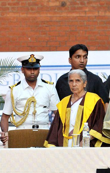 Gujarat Governor Kamala Beniwal