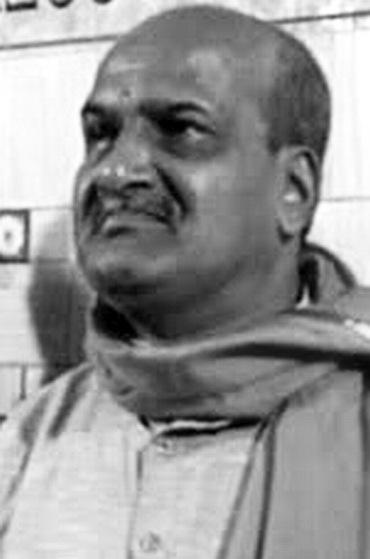 Sri Ram Sene Chief Pramod Muthalik