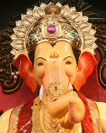 Ganesh Chaturthi: Protection for Lalbaugcha Raja