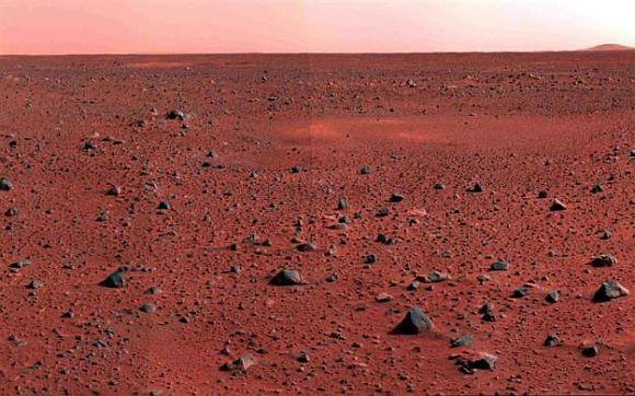 PICS: STUNNING Mars landscapes from NASA
