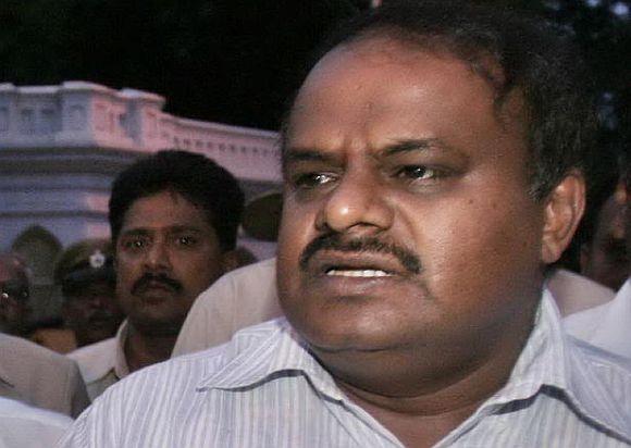 Former Chief Minister H D Kumaraswamy