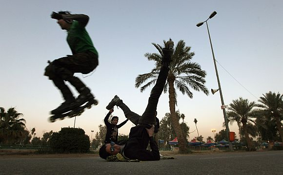 In PHOTOS: The NEW Iraq