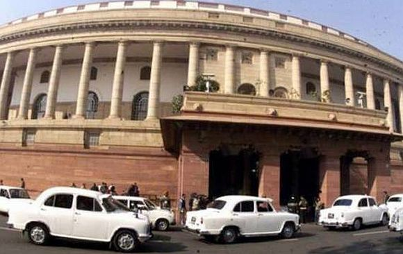 Parliament disruptions COST India Rs 25 crore in 12 days!