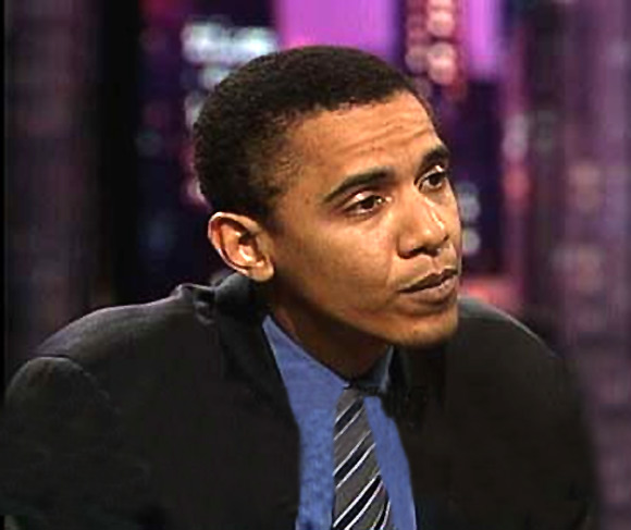 MUST SEE: How Obama aged while in office