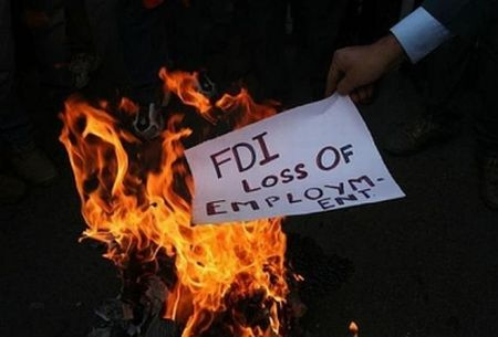 Govt puts FDI on backburner; Parliament resumes work