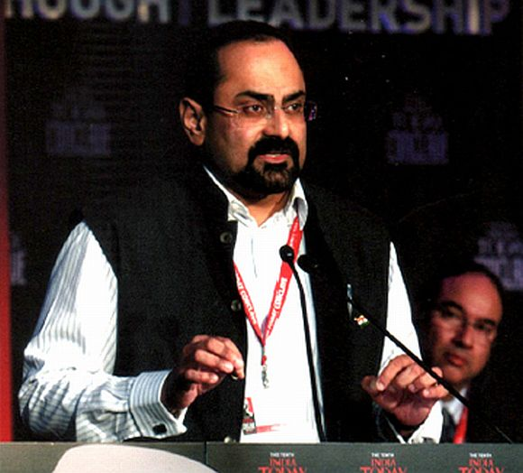 MP Rajeev Chandrashekhar asks are we destined to be governed by people who don't read, don't understand and only pander to fears and vote banks?
