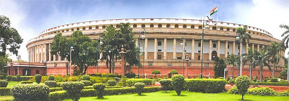 Now Parliament goes out of gear over SM Krishna