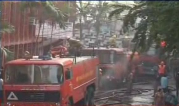 Fire at Kolkata's AMRI hospital; death toll rises