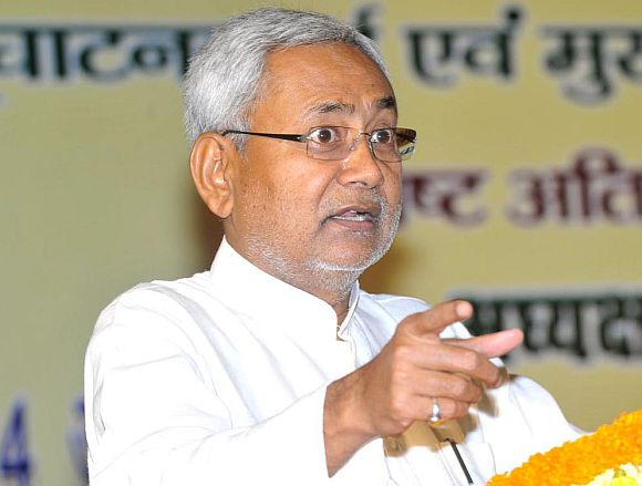 Narendra Modi as PM? NOT if Nitish has his way