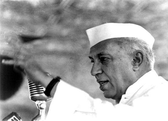 Prime MinisterJawaharlal Nehru