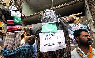 Afzal Guru awaits his fate, Azhar plots next attack
