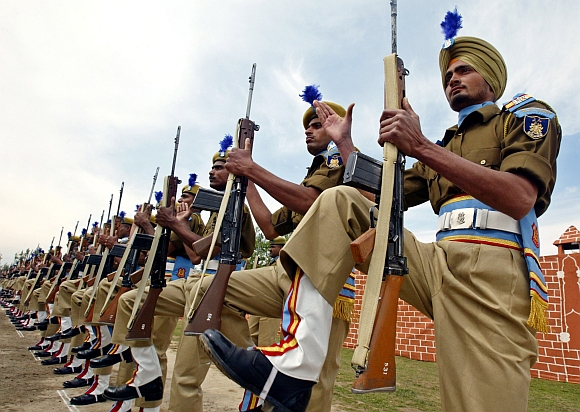 Six new CRPF schools have been started in various parts of the country