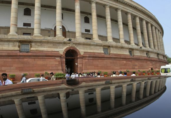 Govt has the option of extending Parliament session
