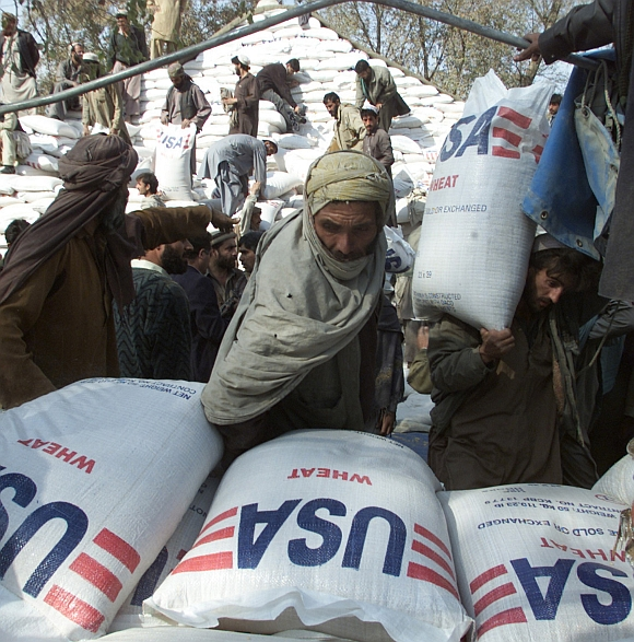 According to the State Department, there has been a misunderstanding about aid in Pakistan media