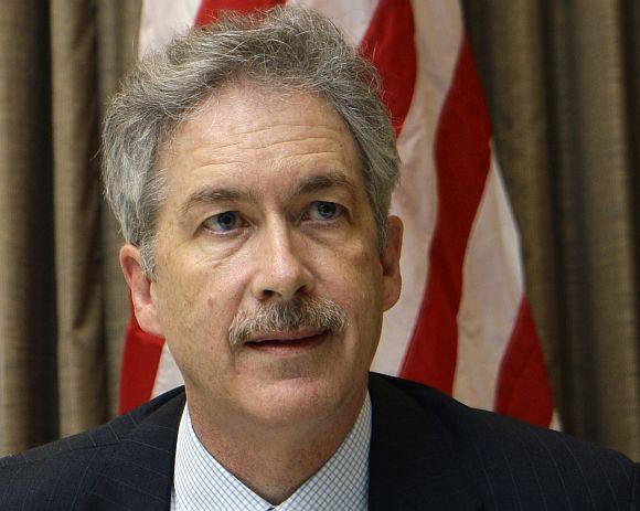US Deputy Secretary of State William Burns
