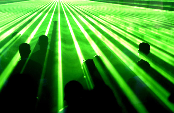 At a GOA RAVE PARTY: No drugs and no loud music