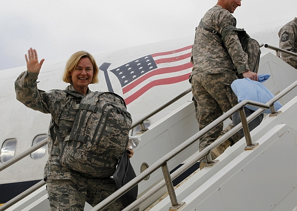 US troops leave Iraq after nine years