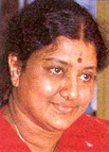 A file photo of Sasikala
