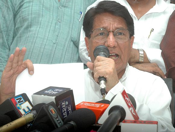 RLD chief Ajit Singh may bring in more good news for Cong in UP