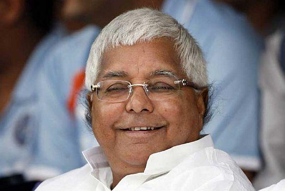 Rashtriya Janata Dal chief chief Lalu Prasad Yadav