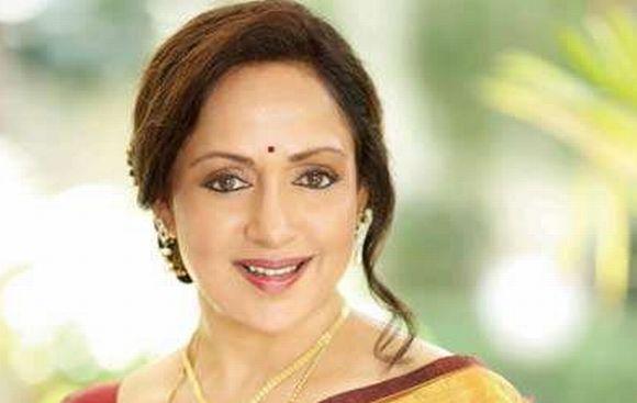 BJP Rajya Sabha member Hema Malini