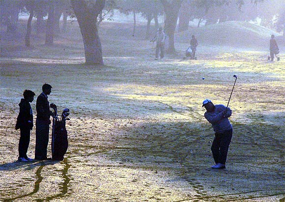 All COLD, no play in north India