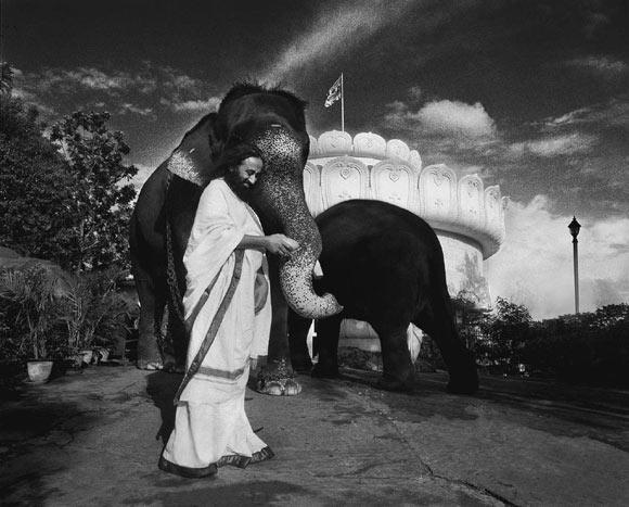 Spiritual guru Sri Sri Ravi Shankar