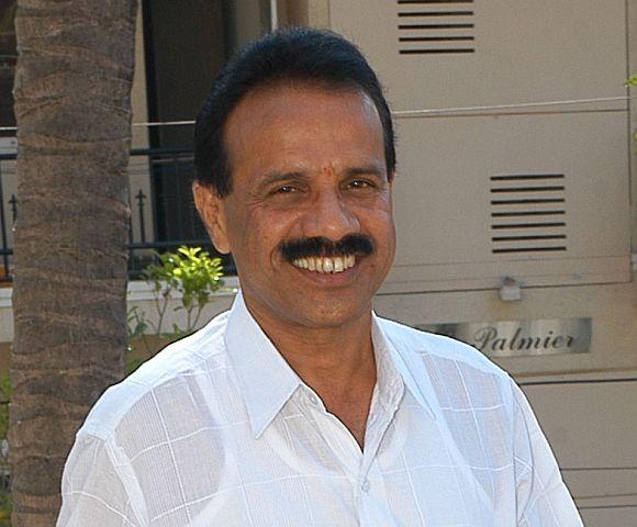 Karnataka Chief Minister Sadananda Gowda