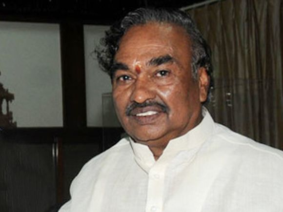 BJP state unit president K S Eshwarappa