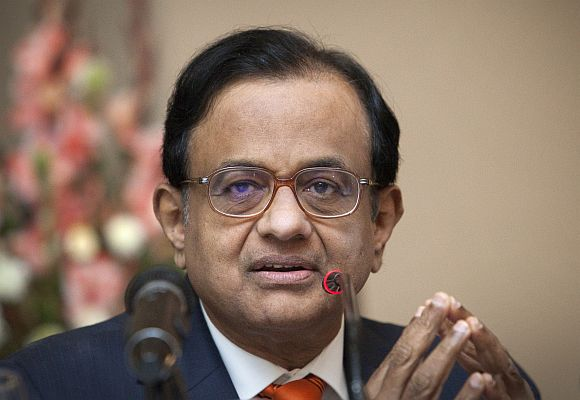 2011 was a year full of activities for P Chidambaram and his home ministry