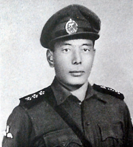 Dapon Ratuk Ngawang commanded the Tibetan secret regiment, known as the Special Frontier Forces or Establishment 22 which took part in the 1971 War