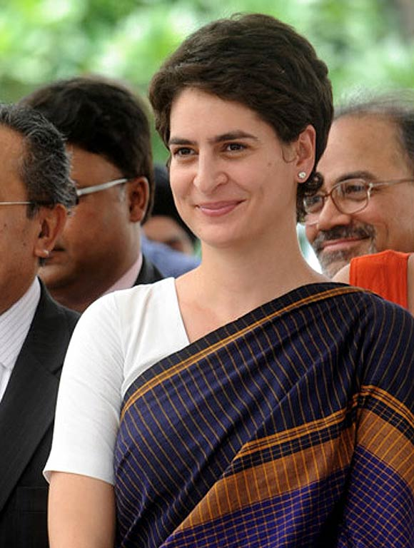 Priyanka Gandhi